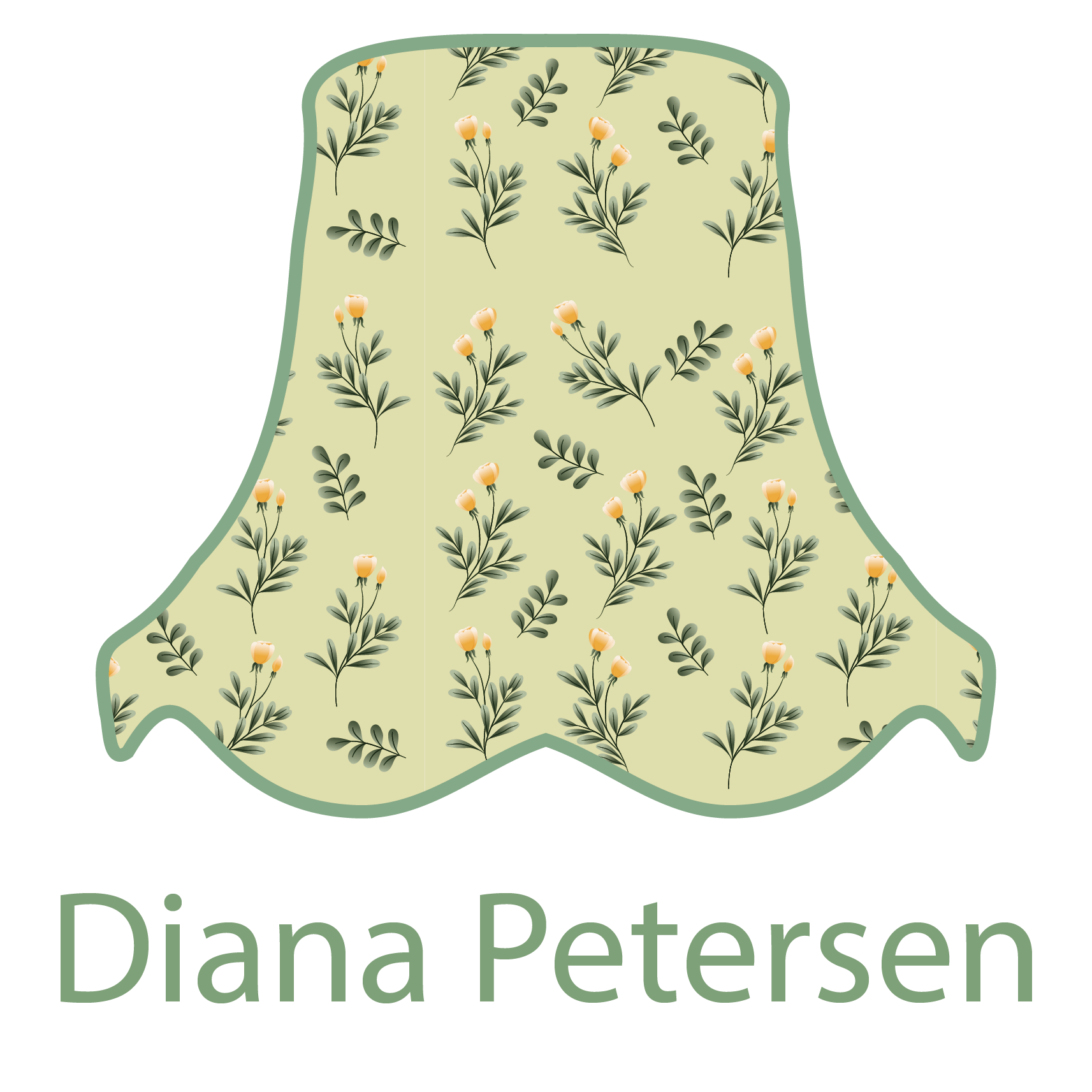 Diana Petersen Square Logo
